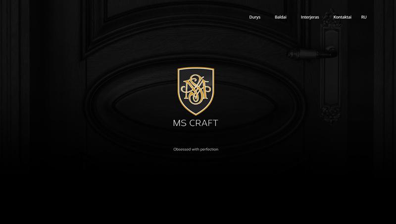 Interneto svetainių dizainas